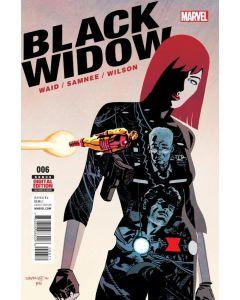 Black Widow (2016) #   6 (8.0-VF)