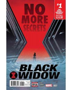 Black Widow (2016) #   7 (8.0-VF)