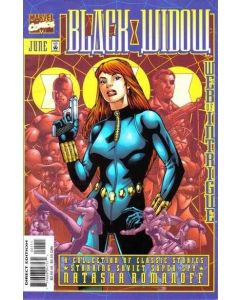 Black Widow Web of Intrigue (1999) #   1 (9.0-VFNM)