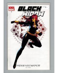 Black Widow (2010) #   1 Women of Marvel Variant (9.0-VFNM) (561129)