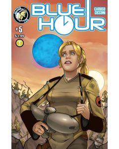 Blue Hour (2016) #   5 (6.0-FN)