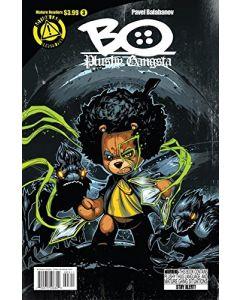 Bo Plushy Gangsta (2013) #   3 (8.0-VF)