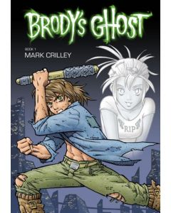 Brody's Ghost GN (2010) #   1 1st Print (9.2-NM) Digest