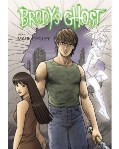 Brody's Ghost GN (2010) #   4 1st Print (9.2-NM) Digest