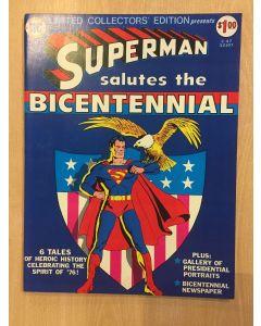 Superman Salutes The Bicentennial (1976) #   C-47 (7.5-VF-) (1187544) DC Treasury Edition