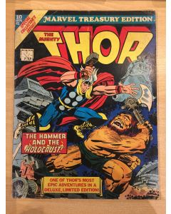 Marvel Treasury Edition (1974) #  10 (4.0-VG) (1187698) Thor Price tag on cover
