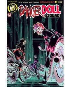 Danger Doll Squad (2017) #   2 (9.0-VFNM)