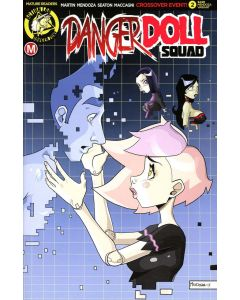 Danger Doll Squad (2017) #   2 Cover C (9.2-NM) Limited to 2000