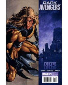 Dark Avengers (2009) #  13 (8.0-VF) Siege