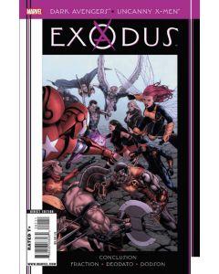Dark Avengers Uncanny X-Men Exodus (2009) #   1 (8.0-VF)