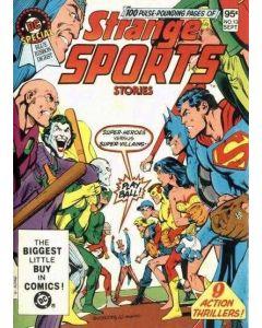 DC Special Blue Ribbon Digest (1980) #  13 (6.0-FN) Strange Sports stories Joker
