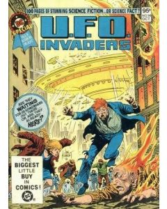 DC Special Blue Ribbon Digest (1980) #  14 (6.0-FN) U.F.O. Invaders