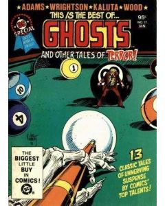 DC Special Blue Ribbon Digest (1980) #  17 (6.0-FN) Ghosts