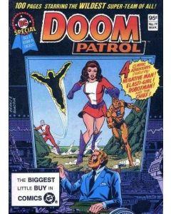 DC Special Blue Ribbon Digest (1980) #  19 (5.0-VGF) Doom Patrol
