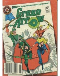 DC Special Blue Ribbon Digest (1980) #  23 (5.0-VGF) Green Arrow