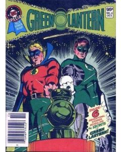 DC Special Blue Ribbon Digest (1980) #   4 (5.0-VGF) Green Lantern