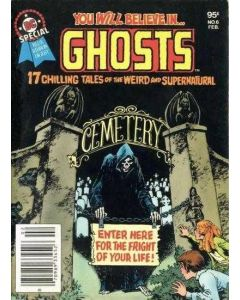 DC Special Blue Ribbon Digest (1980) #   6 (4.0-VG) Ghosts
