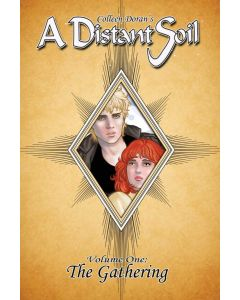 A Distant Soil TPB (2013) #   1 2nd Edition 1st Print (9.2-NM) The Gathering