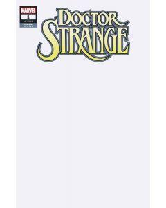 Doctor Strange (2018) #   1 Cover D Blank (7.0-FVF)
