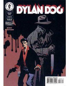 Dylan Dog GN (1999) #   3 1st Print (9.2-NM) Digest