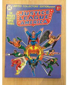 Justice League of America (1976) #   C-46 (7.0-FVF) (1186905) DC Treasury Edition