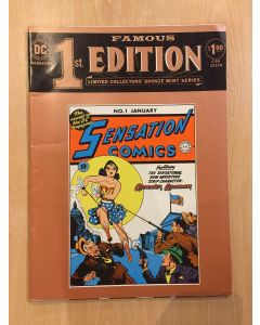 Famous First Edition Sensation Comics (1974) #   C-30 (5.5-FN-) (1185984) TREASURY SIZE