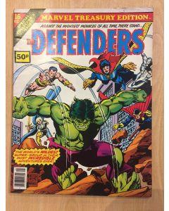 Marvel Treasury Edition (1974) #  16 UK PRICE (6.0-FN) (1187797) Defenders