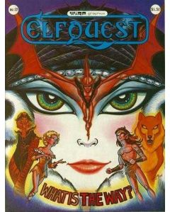 Elfquest (1978) #  12 1st Print (4.0-VG)