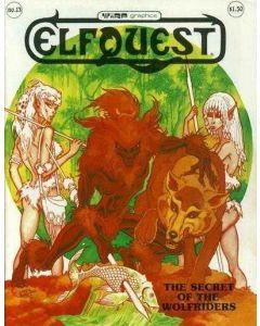 Elfquest (1978) #  13 1st Print (7.0-FVF)