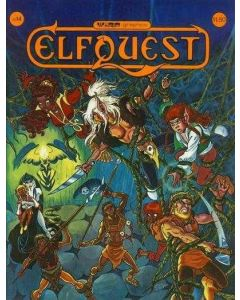 Elfquest (1978) #  14 1st Print (7.0-FVF)