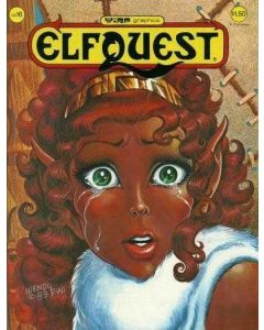 Elfquest (1978) #  16 1st Print (7.5-VF-)