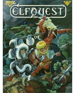 Elfquest (1978) #  17 1st Print (6.0-FN)