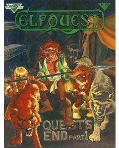 Elfquest (1978) #  19 1st Print (2.0-GD)