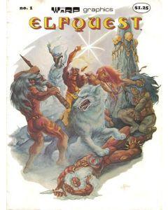 Elfquest (1978) #   1 2nd Print (4.0-VG)