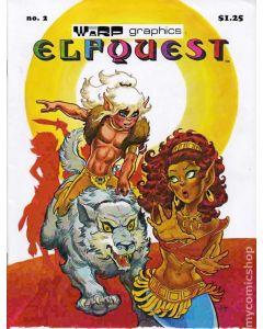 Elfquest (1978) #   2 2nd Print (7.0-FVF)
