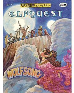 Elfquest (1978) #   4 2nd Print (7.0-FVF)