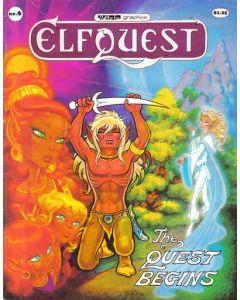 Elfquest (1978) #   6 1st Print (7.0-FVF)