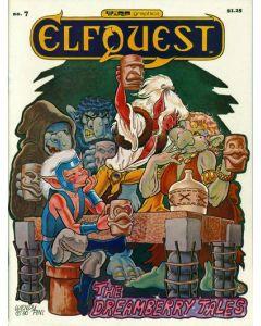 Elfquest (1978) #   7 1st Print (5.5-FN-)