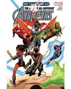 All-New All-Different Avengers (2015) FCBD #   1 (9.0-VFNM) Miles Morales