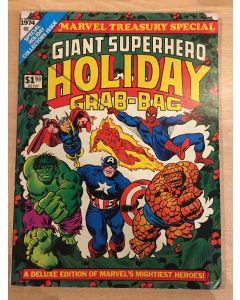 Marvel Treasury Special (1974) #   1 (6.0-FN) (1479793) Holiday Grab Bag One Shot