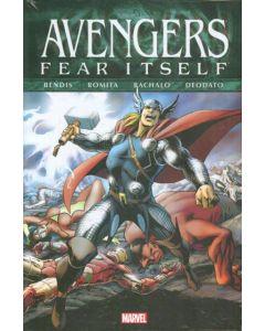 Fear Itself Avengers HC (2012) #   1 1st Print (9.2-NM)