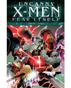 Fear Itself Uncanny X-Men HC (2012) #   1 1st Print (9.2-NM)