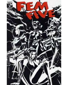 Fem 5 (1996) #   1 Cover B (8.0-VF)