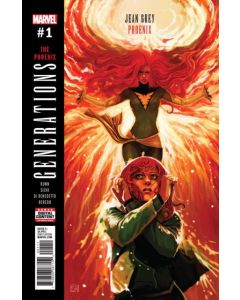 Generations Phoenix & Jean Grey (2017) #   1 (8.0-VF)