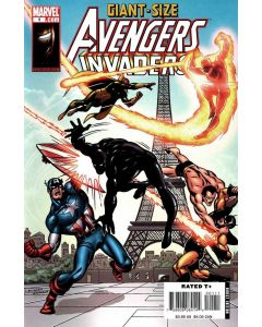 Giant Size Avengers Invaders (2008) #   1 (6.0-FN) One Shot