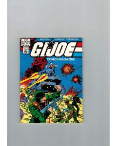 G.I. Joe Comics Magazine Digest (1986) #   7  (7.0-FVF)