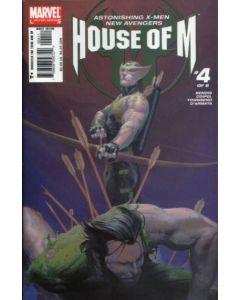 House of M (2005) #   4 (9.0-VFNM)