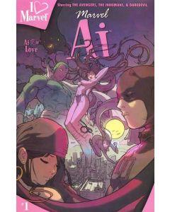 I heart Marvel (2006) #   1-5 (8.0-VF) Complete Set