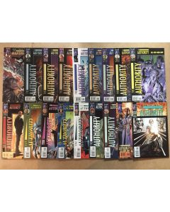 Authority (1999) # 1-29 (missing 12 issues) (18X) CHEAP BULK DEAL LOT SET 0098