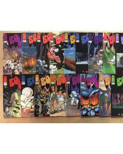 Bone (1996) # 1-27 (missing 6x) (21X) CHEAP BULK DEAL LOT SET 0107
